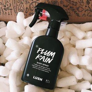 Lush Other - Plum Rain Spray ☔️